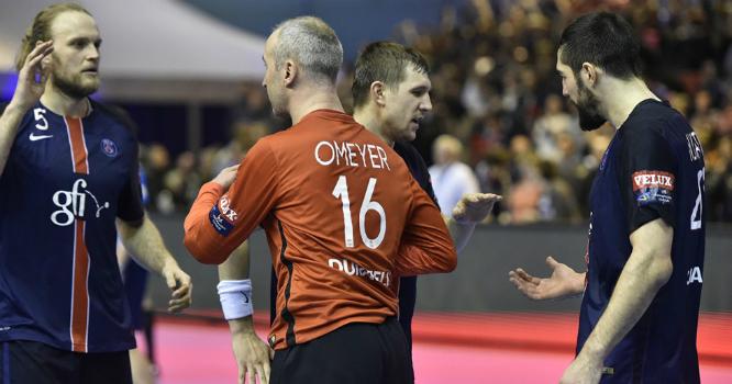 El PSG Handball busca su Champions