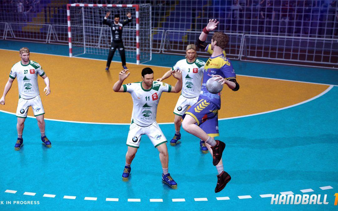Handball 17, ya a la venta
