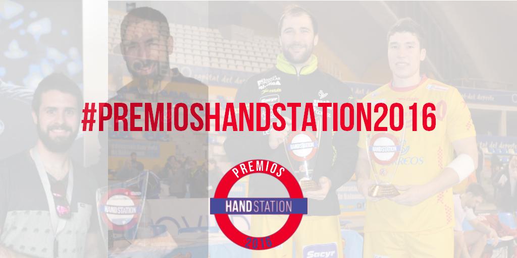 Votación de los Premios HandStation 2016