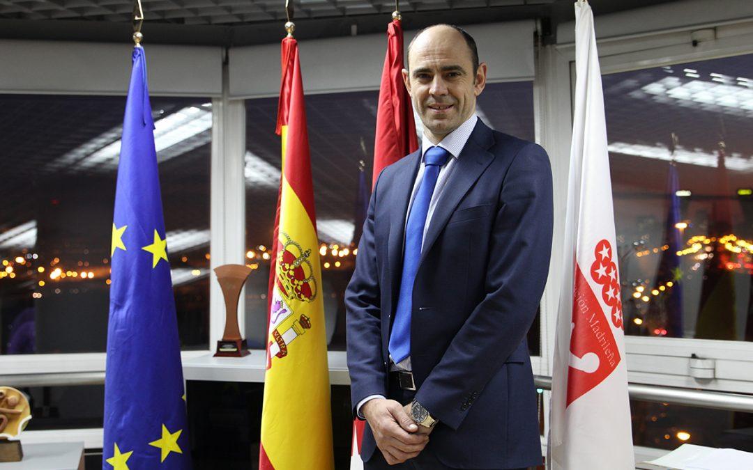"""Hombrados: """"Quiero que el balonmano madrileño crezca con un proyecto integrador"""""""