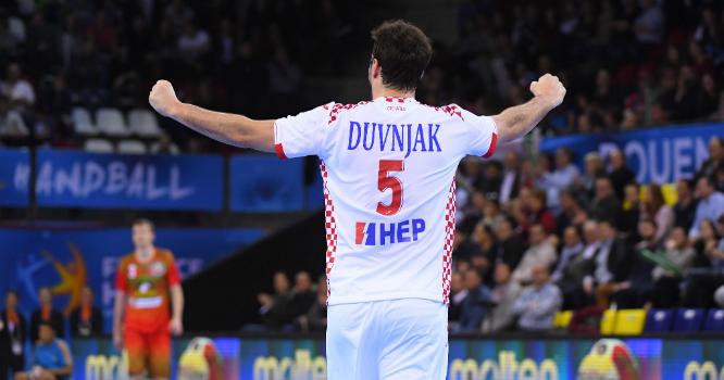 Domagoj Duvnjak ya entra en la rotación