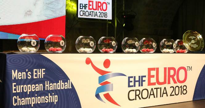 Calendario Europeo de Croacia 2018
