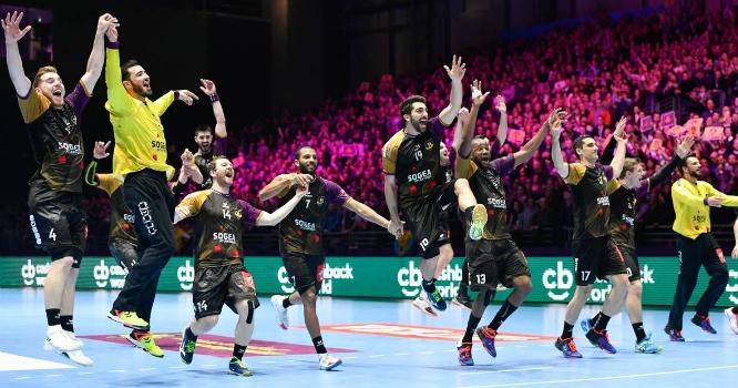 Final4: El estreno de HBC Nantes
